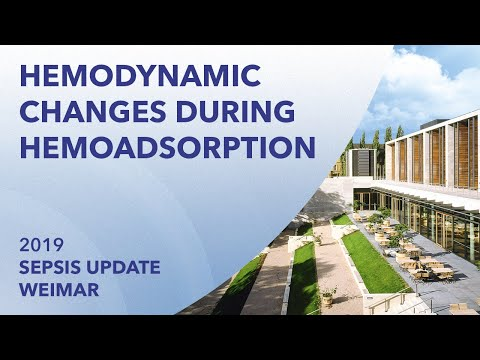 Hemodynamic changes during hemoadsorption – Which parameters matter | Sepsis Update 2019