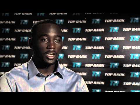 Terence Crawford Interview 2 - Marked Man