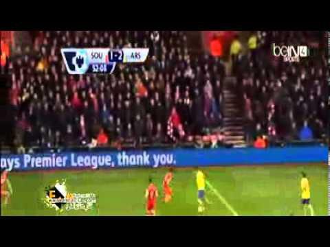 Southampton 2 2 Arsenal│Southampton vs Arsenal 2 2 Goals and HighLights 28 01