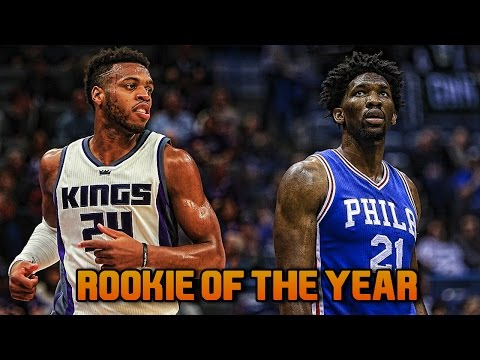 Who Is The NBA ROOKIE OF THE YEAR?