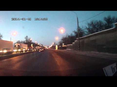 видео: Авария 21.01.14 д.Чашниково Солнечноорский р-н М.О.