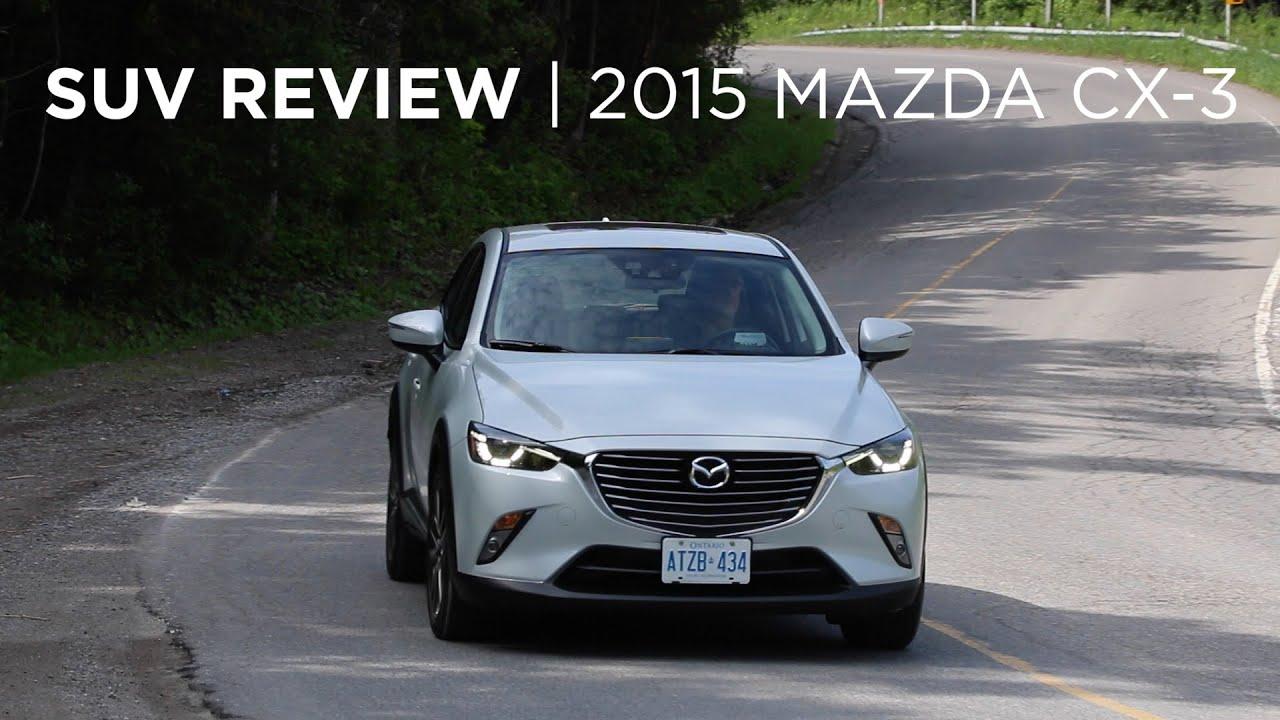 2015 mazda 3 review youtube