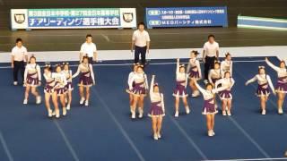 愛知工業大学名電高等学校 THUNDERS 準決勝 Div1 高校選手権 2016