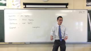 Congruent Figures (1 of 2: Introduction)