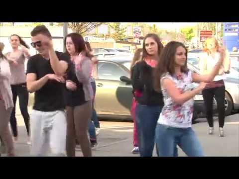 Flashmob Dance - Boney M