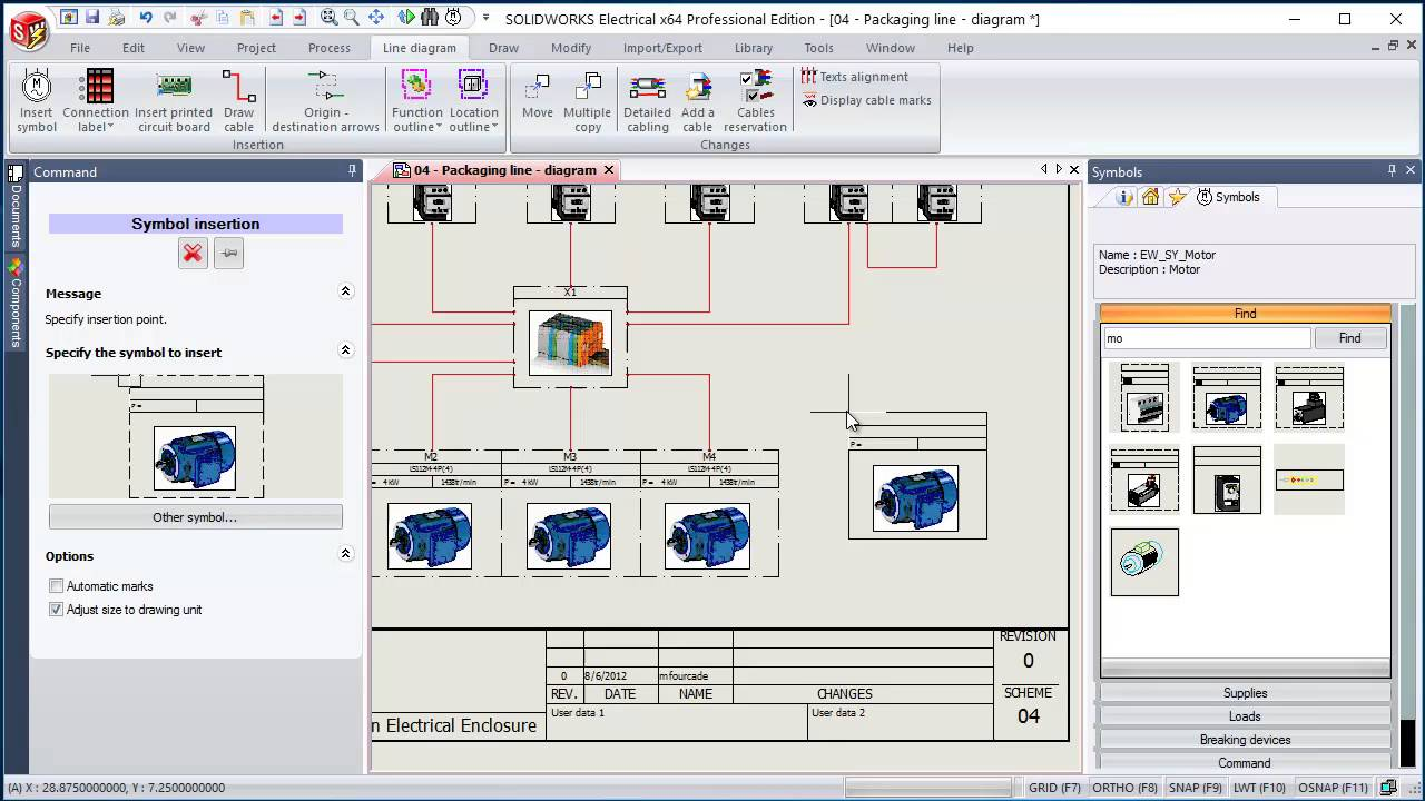 Electrical cable block diagram wiring diagram news 2 solidworks electrical 2016 block diagram youtube rh youtube com wiring diagram block diagram example ccuart Image collections