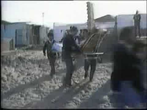 The Trojan Horse Massacre, Cape Town South Africa, October 1985
