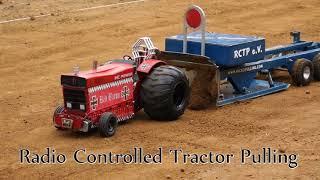 Speed Tractoren Bargstedt 2018 der erste Pull & 14t der letzte Pull