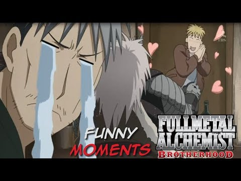 Fullmetal Alchemist Brotherhood [ITA] - FUNNY MOMENTS 4/6