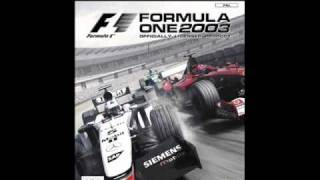 Formula one 2003 (ps2) - Menu music