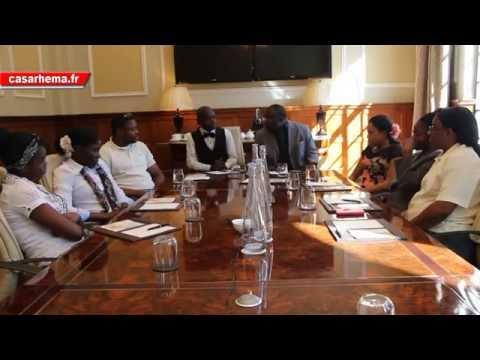 Exclusivite le Groupe Barakah Gospel Music de Cap Town