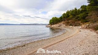 beach Konobe, Punat, island Krk, Croatia
