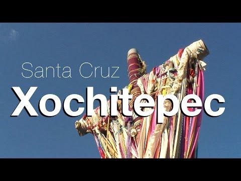 Conoce la Fiesta de Santa Cruz Xochitepec, en dos minutos y medio!