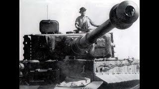 Надежда Гитлера, который считал его неуязвимым - танк ТИГР.