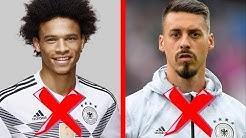 Warum Deutschland in der Vorrunde ausscheiden wird.