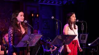 """Trying to Be Brave"" - The Picher Project @ Feinstein's/54 Below"