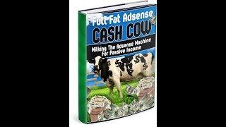 Adsense Cash Cow Sales Video