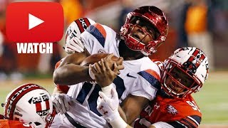 Arizona vs Utah Week 7 Full Game Highlights (HD)