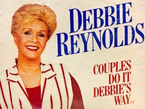 Debbie Reynolds - Couples Do It Debbie's Way 1988 VHS