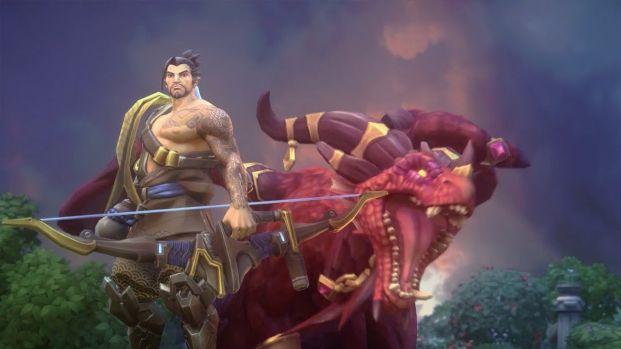 Heroes of the Storm Hanzo & Alexstrasza Gameplay Trailer – BlizzCon 2017