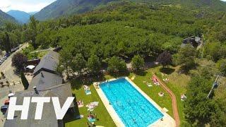 Camping La Borda del Pubill en Vall de Cardos