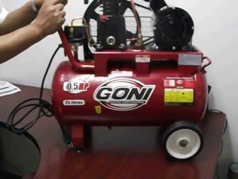 Compresor 9301 goni youtube - Compresor de aire baratos ...