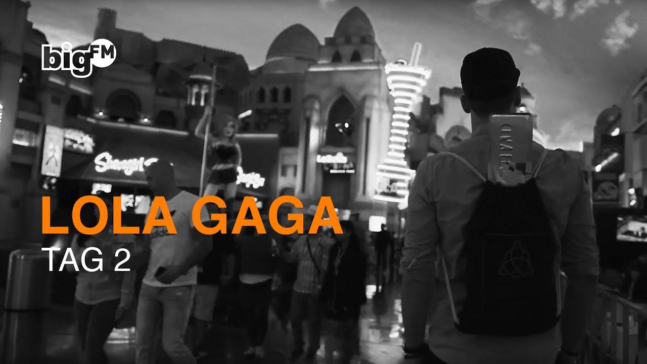 Lola Gaga Tag 2 In Las Vegas Youtube