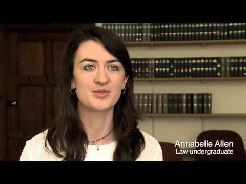 Undergraduate Perspectives - University of Bristol Law School