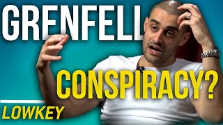 THE TRUTH ABOUT GRENFELL TOWER - Lowkey talks about what really happened