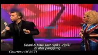 Pendapat Maia Estianty setelah bisa manggung bareng lagi dengan Ahmad Dhani - Intens 1 Maret 2013