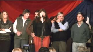 Mirta POLA Klauck (Acto del Frente Renovador en Puerto Rico Misiones)