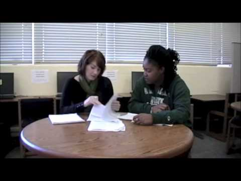 Writing Tutor Instructional Film