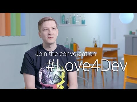 #Love4Dev - What Google Developers think are the biggest challenges for developers