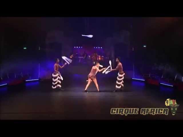 Cirque Africa Video