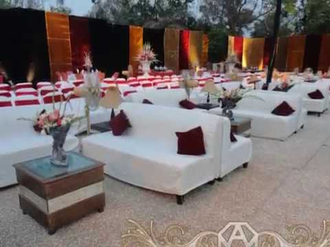 Walima Function Elegant White Best Wedding Arrangements Ever In Stan