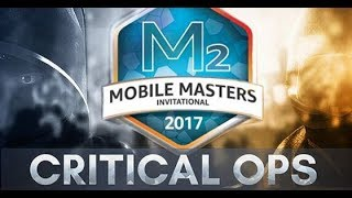 MOBILE MASTERS - FINALES 2018