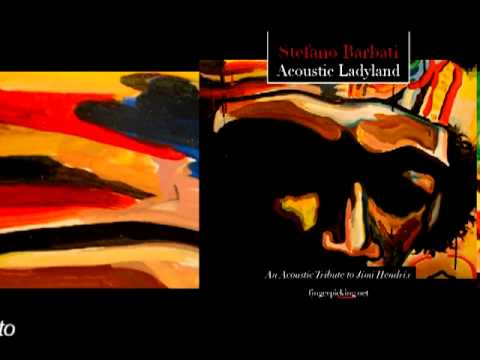 Acoustic Ladyland - an acoustic tribute to Jimi Hendrix