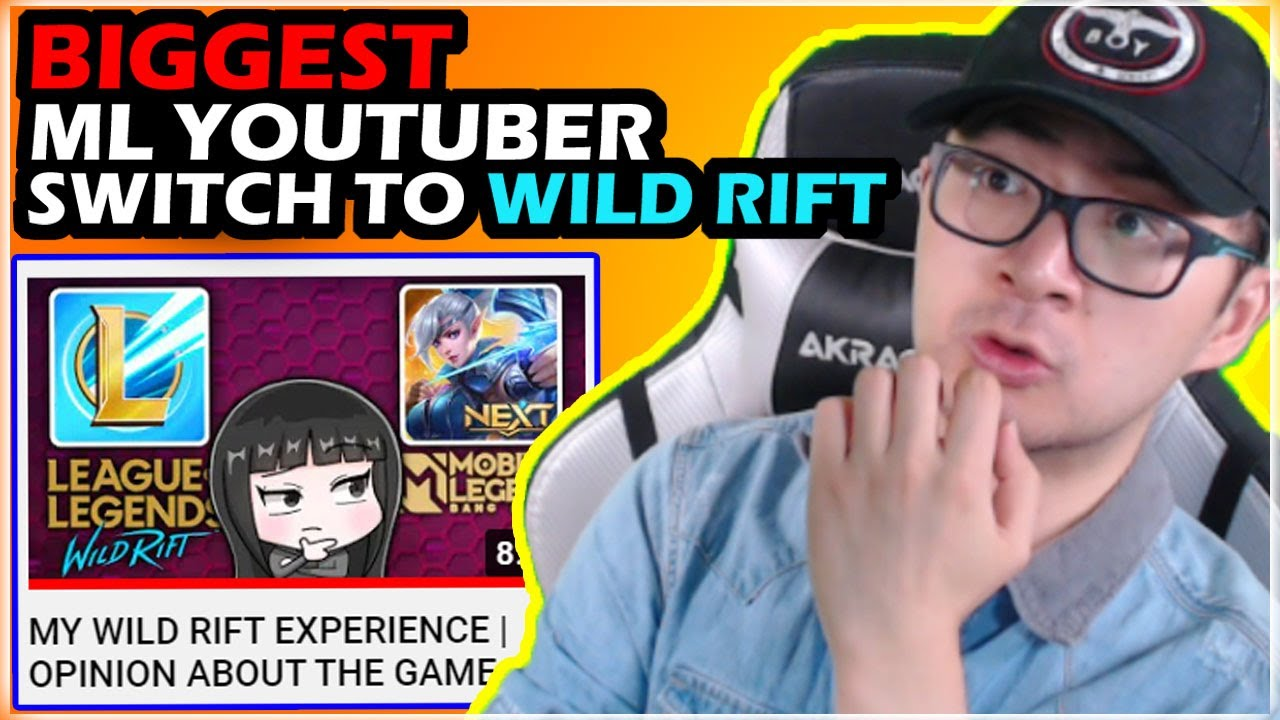 Hororo Chan Switching to Wild Rift? Dave Reacts