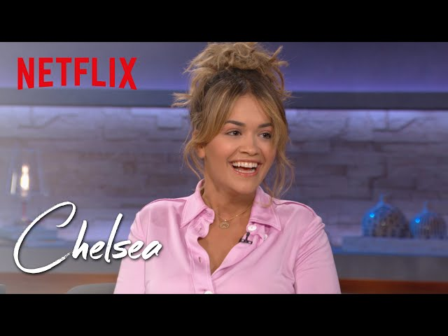 Rita Ora on Collaborating with Ed Sheeran | Chelsea | Netflix