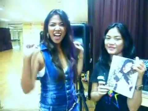 Tania Anjani & Shanty (Stage Act Class At MNC Talent Academy)