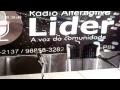 Transmissão ao vivo de radio lider