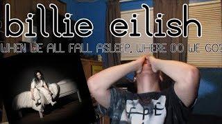 """Baixar Billie Eilish- """"WHEN WE ALL FALL ASLEEP, WHERE DO WE GO?"""" Full Album Reaction"""
