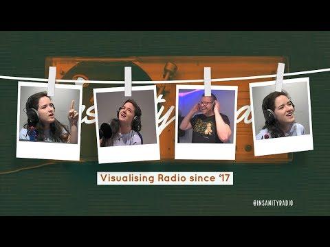 Visualised Insanity Radio Show - Jade Thornton