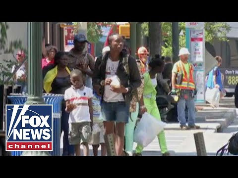 Portland, Maine overrun with African migrants