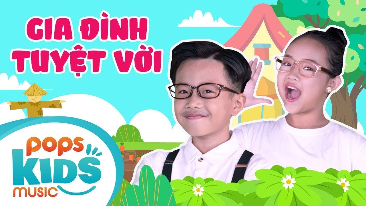 Mầm Chồi Lá Tập 159 - Gia Đình Tuyệt Vời - Nhạc Thiếu Nhi Sôi Động | Vietnamese Kids Song