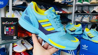 adidas ZX 8000 AQUA 2020 | Unboxing | Review | On Foot