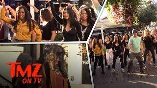 A Kardashian Flash Mob! | TMZ TV