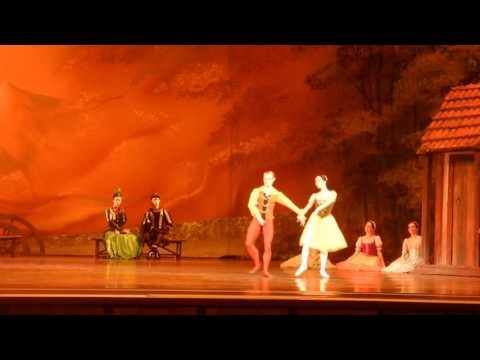 """""""Giselle"""", Kremlin Ballet, 11.10.2016"""