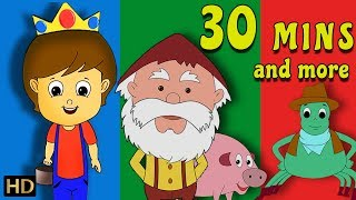 Hickory Dickory Dock (HD) Plus Weitere Kinderreime Sammlung für Kinder Shemaroo Kinder Junior