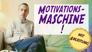 💭 Wie DU dich MOTIVIEREN kannst um dein SELBSTVERTRAUEN aufzubauen • Lucien Dunkelberg